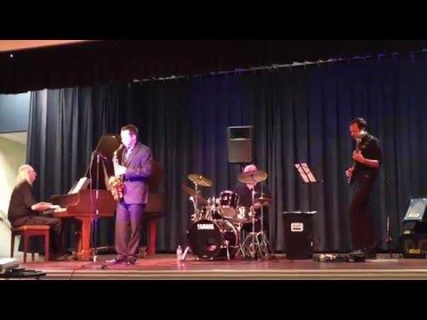 Nancy- Kyle Schroeder (Bob Washington Jazz Scholarship Competition)