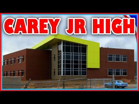 The NEW Carey Junior High School (Part 3) (Cheyenne, WY) | Optopolis