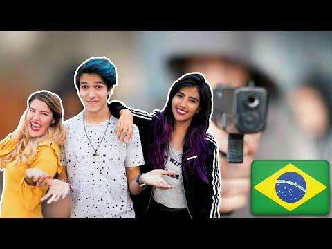 CASI ASALTAN A LOS POLINESIOS EN BRASIL | LOS POLINESIOS