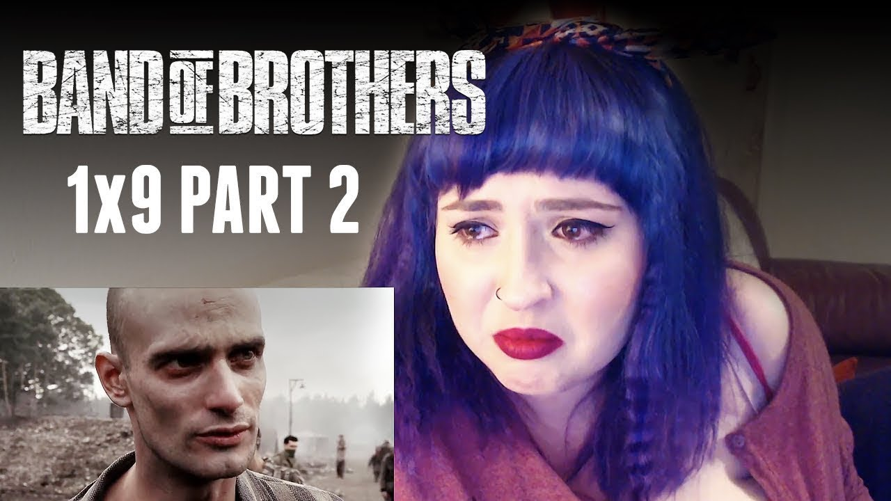Band Of Brothers 1x9 Extended REACTION Part 2