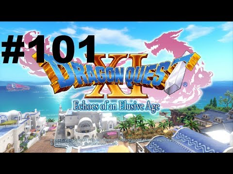 Let's Play Dragon Quest XI #101 - Ghosts of Heroes Past
