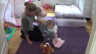Mein Leben mit Zwillingen - Alltags VLOG #1 - verrückte Kuscheltiere treffen auf Zwillinge