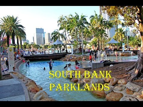 South Bank Parklands - Brisbane, Queensland