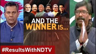 Jharkhand Election Results: And The Winner Is... | #ResultsWithNDTV