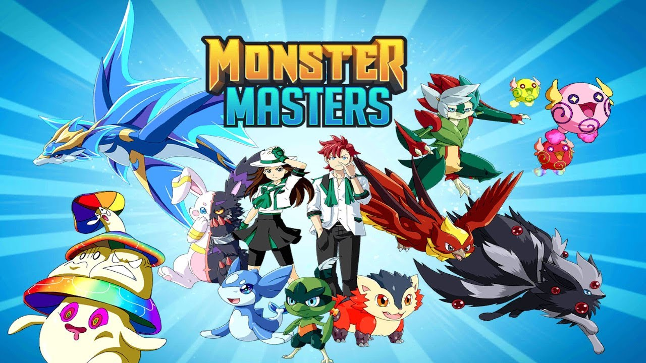 Download Monster Masters Gameplay - Android - Part46