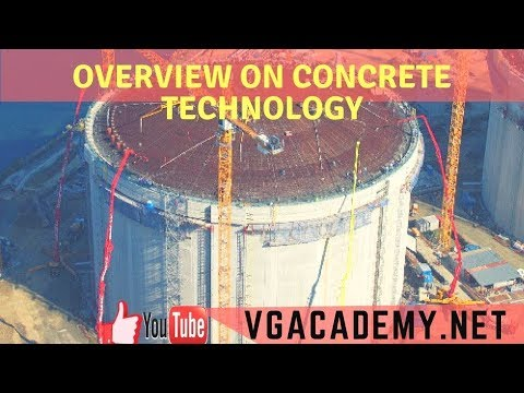 overview on concrete technology