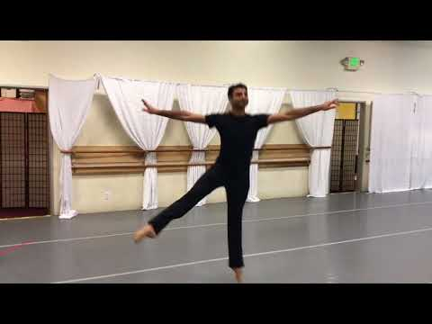 "Pacific Ballet Dance Theatre an ""In Studio"" performance featuring Grigori"