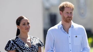'There isn't much sympathy' in the UK for Harry and Meghan