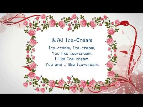 เพลง Ice-Cream