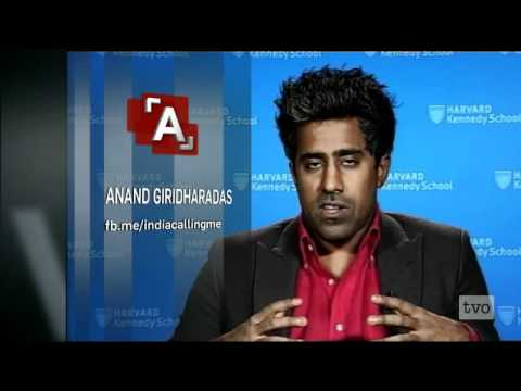 Anand Giridharadas: India's Fight Against Corruption