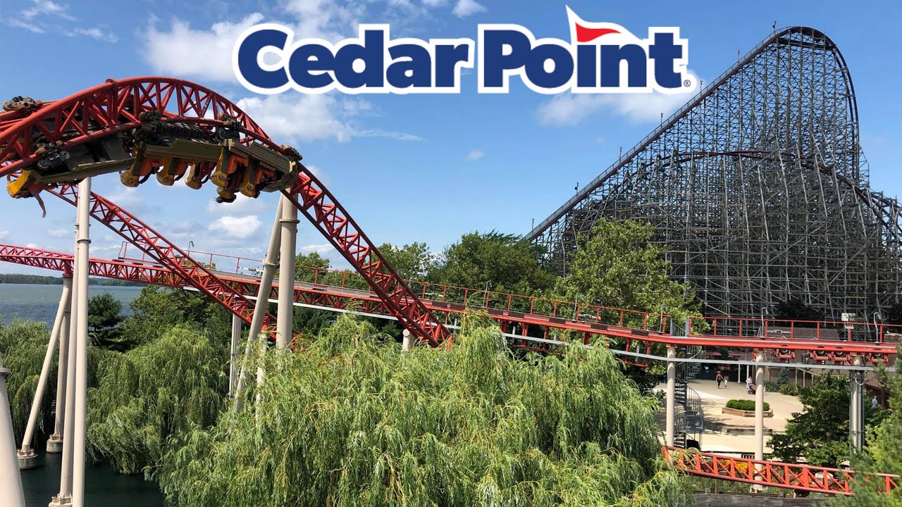 Cedar Point 2020 Day with The Legend