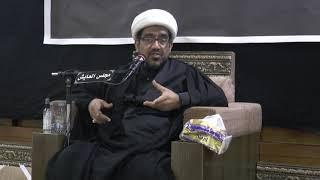 مفهوم الزيارة عند الشيخ مكارم الشيرازي | الشيخ زكي العمران