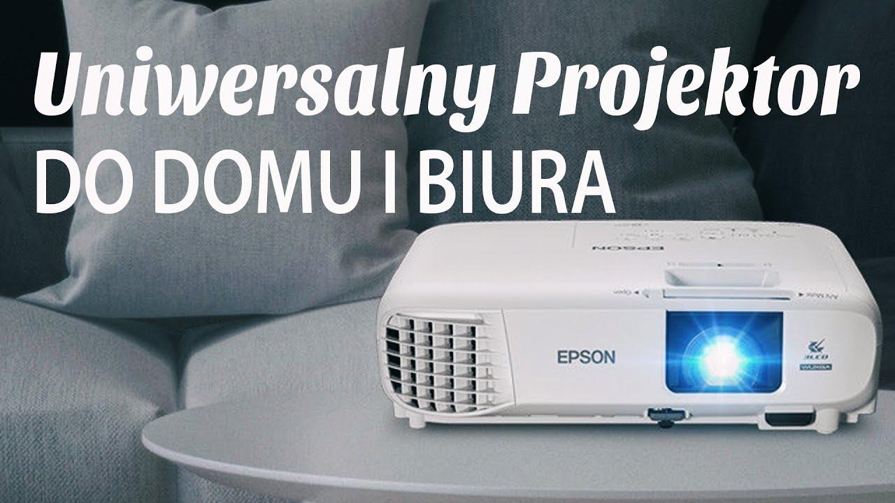 Test Epson EB-U05 – Uniwersalny Projektor do Domu i Biura