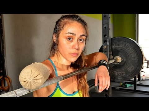Thumbnail: One-Armed Weightlifter Continues To Lift After Amputation