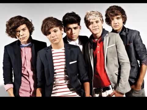 Foto filmpje One Direction - One Thing ♥
