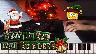 Rudolph The Red Nosed Reindeer(Piano)