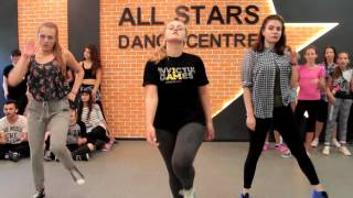 Nicki Minaj – Anaconda (Explicit) Choreography by Влад Лютенко All Stars Dance Centre 2016
