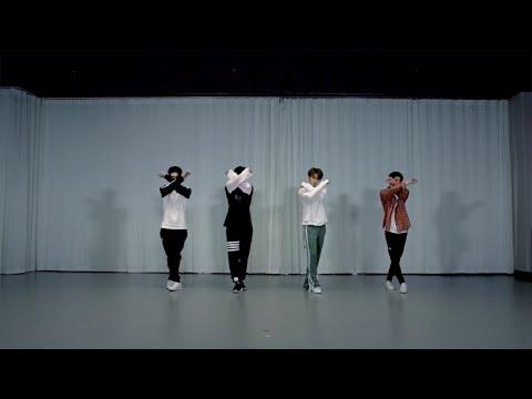NU'EST W (뉴이스트 W) - Dejavu Dance Practice (Mirrored)