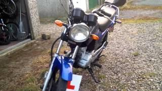 Yamaha YBR125 review