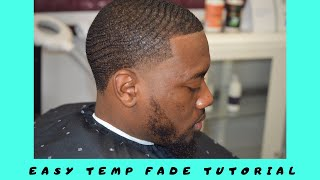 Easy Haircut Tutorial + tips (Temp Fade)