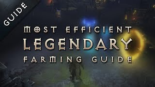 Diablo 3: Reaper of Souls - Farming Legendary Items (How to Guide, 2.0.4, Most Legs per Hour)