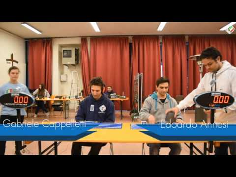 Almost Rome Open 2017 - Final Round