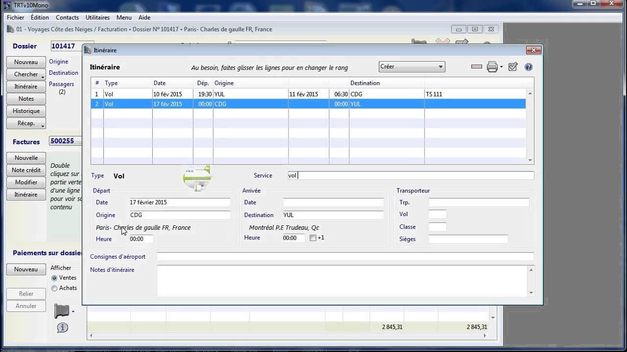 logiciel amadeus agence de voyage