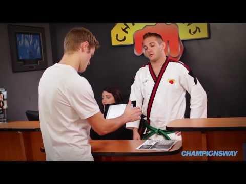 Martial Arts Software - ChampionsWay