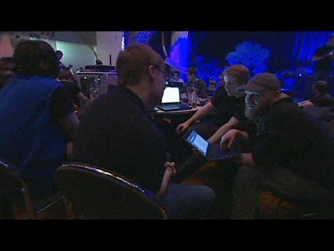 """Hamburg: CCC-Hackertreffen """"Chaos Communication Congress"""" begonnen"""