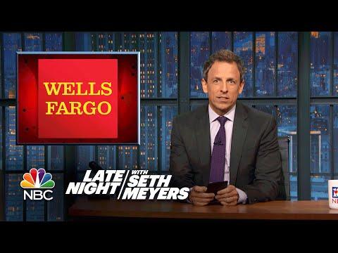 Dammit! Wells Fargo