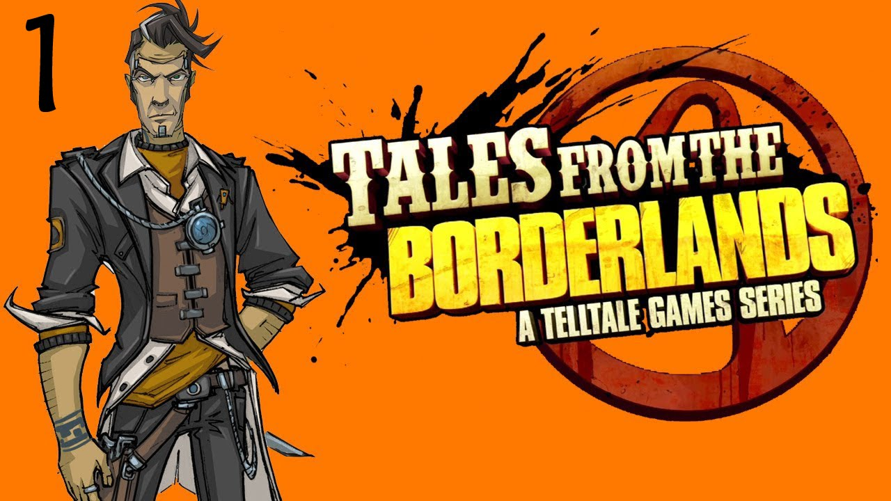 Tales from the Borderlands the TellTale Adventure - Meeting Rhys (E1)