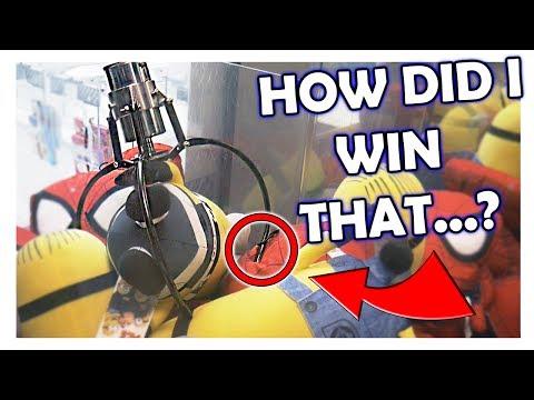 The BEST CLAW MACHINE WINS EVER!!!    Insane Crane Game Wins