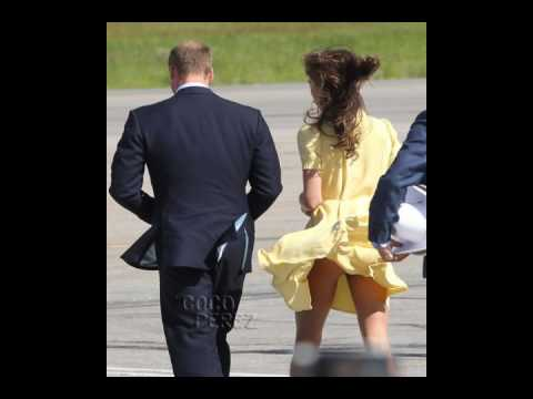 Unseen Sexy Pictures Of Kate Middleton