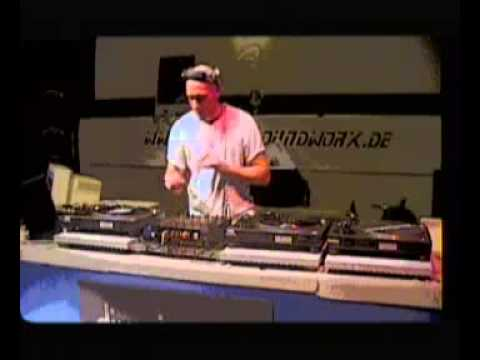 Marco Esposito @ Radio SOUNDWORX TV - November 2004