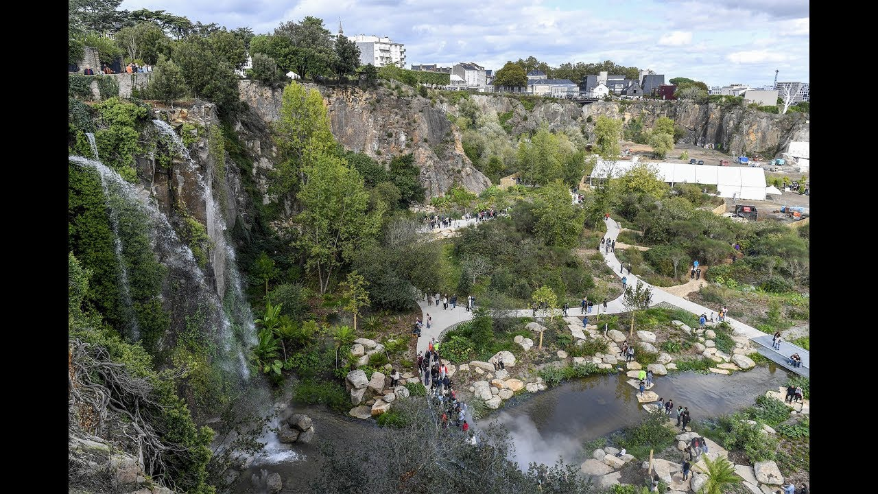 Le Jardin extraordinaire est ouvert ! - YouTube