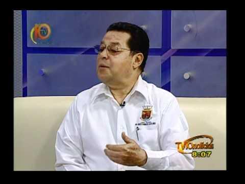 Seccion Nuestra BIOSFERA -Entrevista Rector UNICACH -13 Diciembre 2011