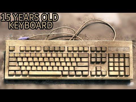 restoration-old-keyboard-|-diy-|-clean-dirty-keyboard-|-dell-model-rt7d5