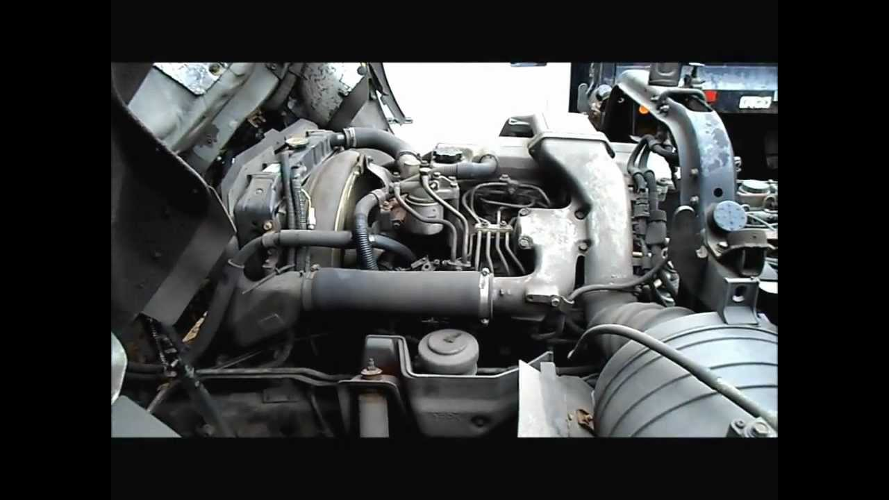 hino fuel filter location 2003 hino j05c tb-td 5.3l engine assembly - youtube 1998 mustang fuel filter location #5
