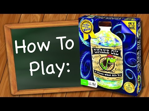 How To Play Snake Oil