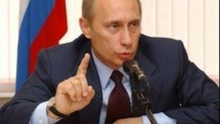 ШОКИРУЮЩИЕ КАДРЫ! Путин СЕГОДНЯ   я не стану убегать Путин 2014 НОВОСТИ