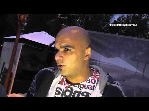 Tranergy.TV Interview mit Roger Shah @ Dance for Love 2015