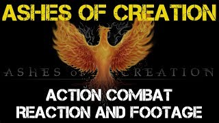 Ashes of Creation - New Action Combat Reaction