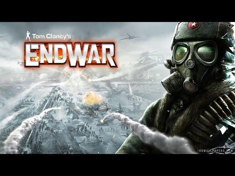 Tom Clancys EndWar - Прелюдия к Третьей Мировой