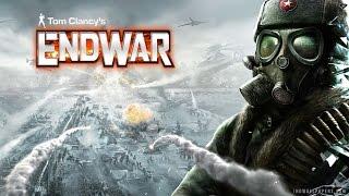 Tom Clancy's EndWar - Прелюдия к Третьей Мировой