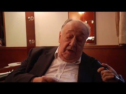 Intervista a Nello Santi