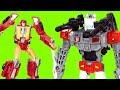 Transformers Titans Retun Breakaway, Firedrive, Twinferno, Daru, Skytread, Bumblebee, Optimus Prime