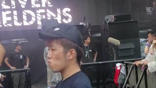 OLIVER HELDENS opening~  @  ULTRA JAPAN 2018