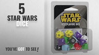 Top 10 Star Wars Dice [2018]: Star Wars RPG Dice