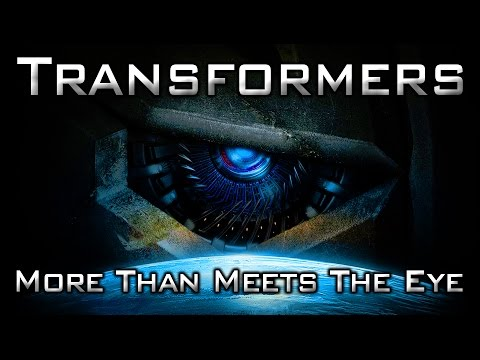 "Transformers - ""More Than Meets The Eye"""