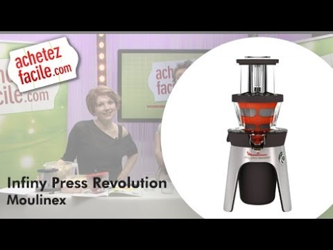 Tefal Infiny Cold Press Juicer Review : Moulinex ZU 5008 Infiny Press Revolution Doovi